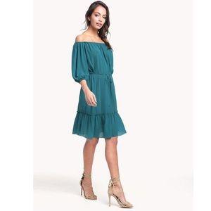 Ella Moss Nete Off-The-Shoulder Dress